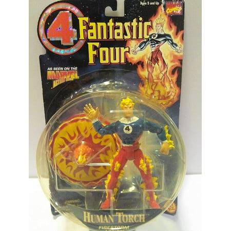 Fantastic Four - Human Torch by Toy Biz