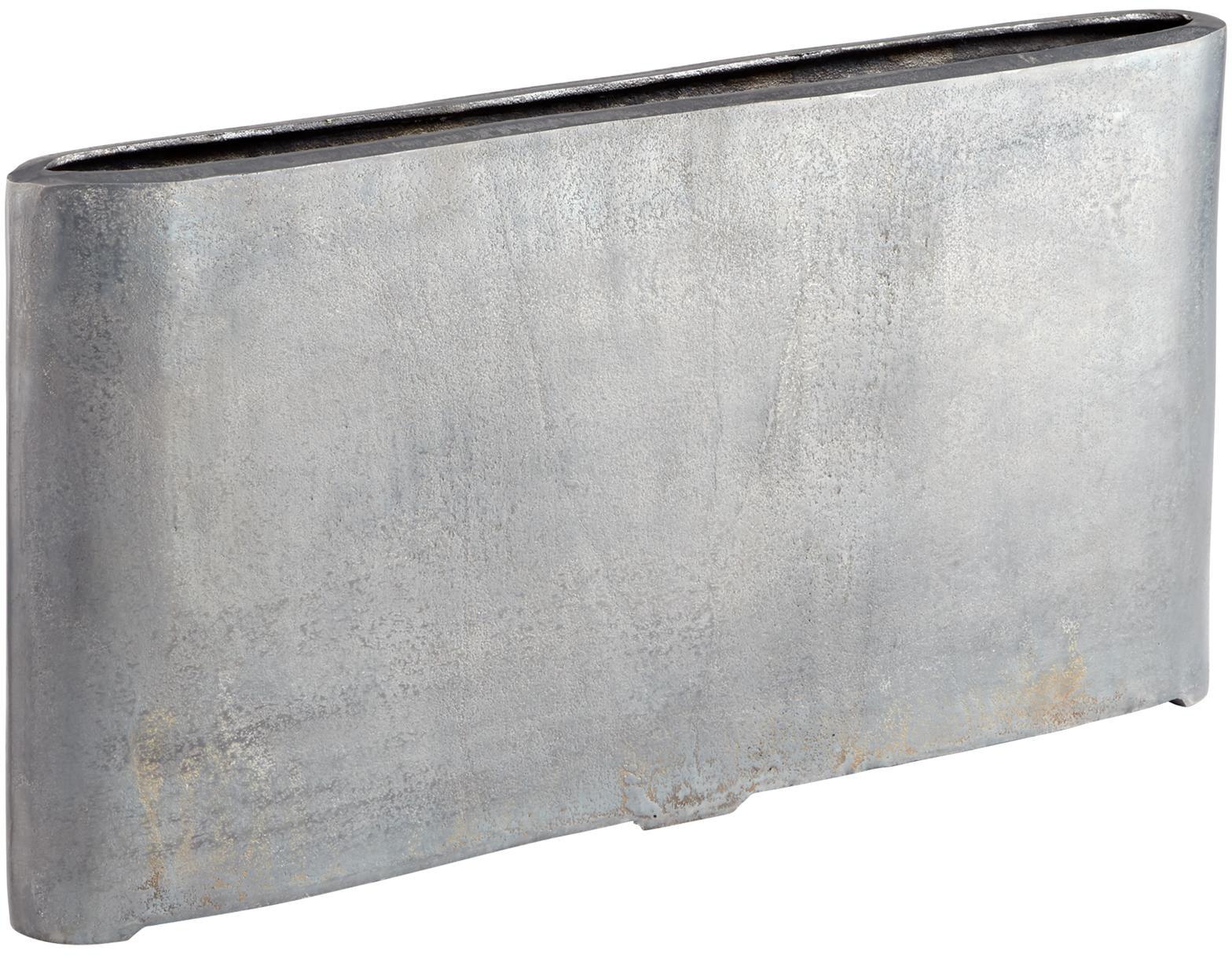 Planter CYAN DESIGN FELICITY Large Zinc Aluminum New CY-3066 by Garden Planters