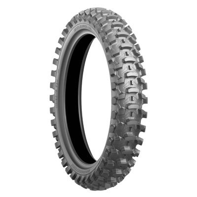 Factory Sand - 110/90x19 Bridgestone Battlecross X10 Mud and Sand Tire for KTM 450 SX-F Factory Edition 2012-2017