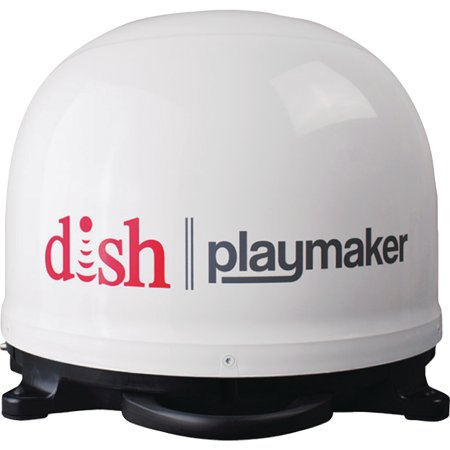 Winegard PL-7000 Dish Playmaker Portable Satellite RV TV Antenna without Receiver