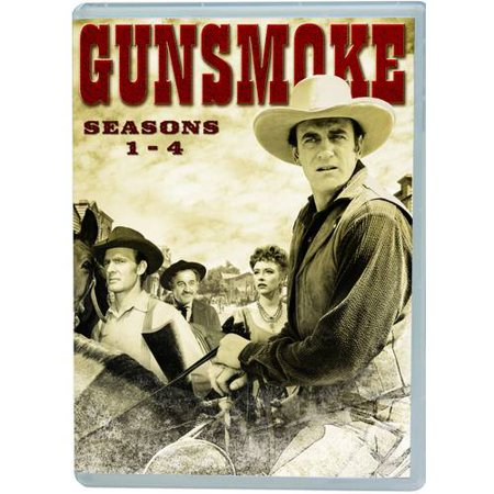 Gunsmoke Seasons 1-4 for $<!---->