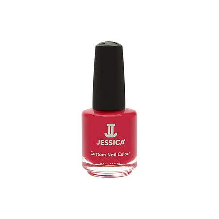Jessica Custom Nail Colour 483 Majestic Plum