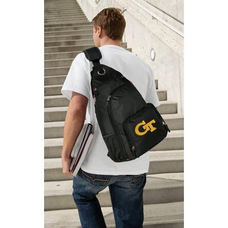 Georgia Tech Backpack BEST Single Strap Georgia Tech Sling