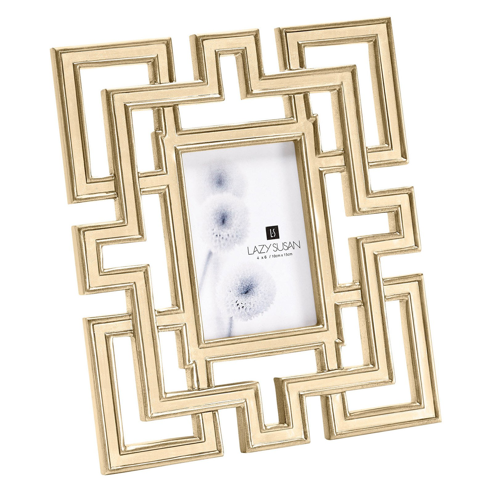 ELK Lighting Gilded Garden Gate Picture Frame