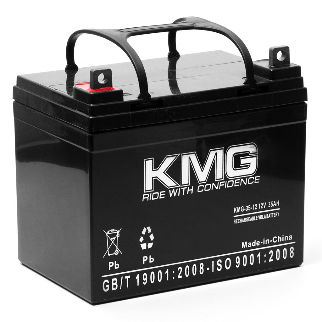 KMG 12V 35Ah Replacement Battery for Kangaroo GOLF CADDY