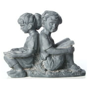 Alfresco Home Children Reading-Aged Stone