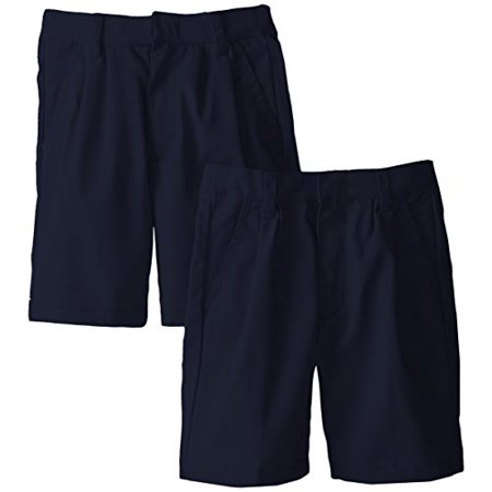 Genuine Boys' 2 Pack Short (More Styles Available), Classic Navy, 5 ()