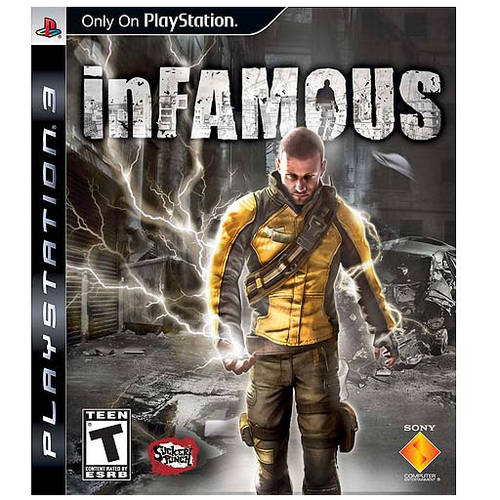 inFamous (PS3) - Pre-Owned