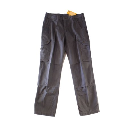 Mens Pants 36x34 Work Ripstop Relaxed-Fit Cargo