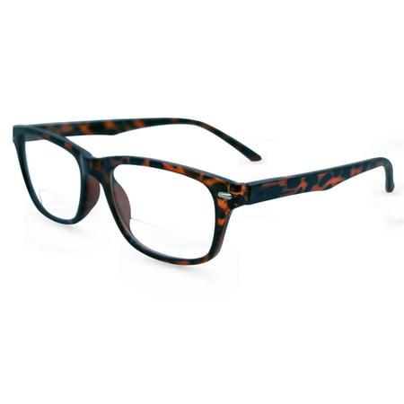 ed2bca6c40c In Style Eyes Seymore Retro BiFocal Reading Glasses - Walmart.com