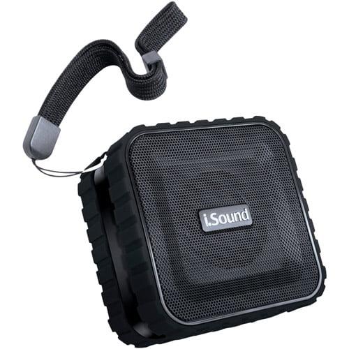 Dreamgear iSound Durawaves Bluetooth Speaker, Black