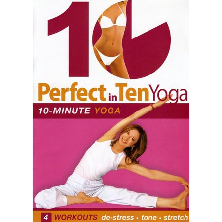 Perfect in Ten: Yoga 10-Minute Workouts (DVD)
