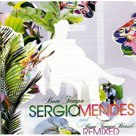 Sergio Mendes - Bom Tempo (International 2 CD Edition) [CD] (Sergio Mendes Cd)