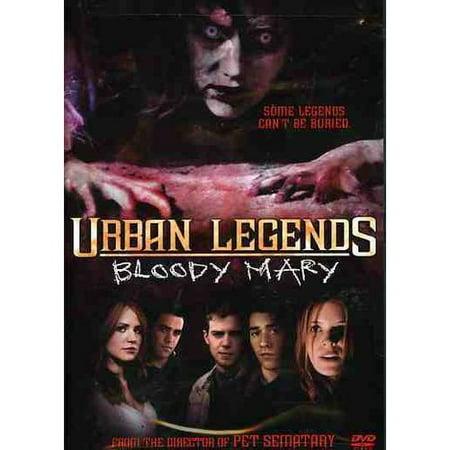 Urban Legend/Urban Legends: Final Cut/Urban Legends: Bloody Mary - Short Halloween Urban Legends