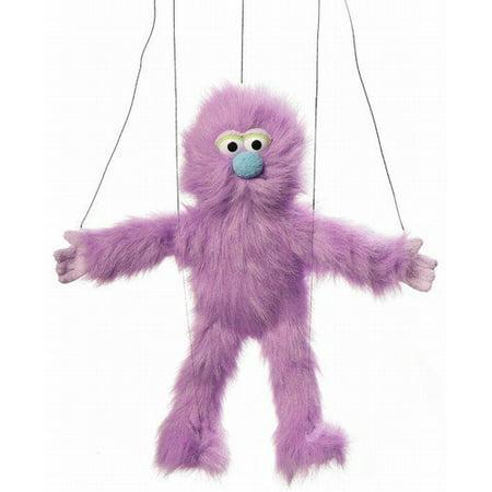Monster Super Video (Marionette Purple Monster)