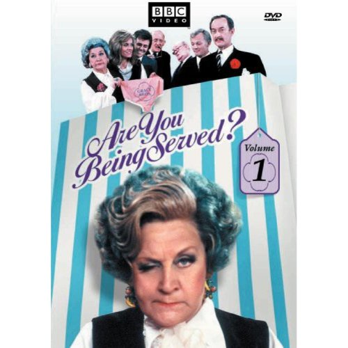 Are You Being Served?, Vol. 1 (Full Frame)