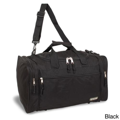 J World 'Copper' 24-inch Duffel Bag BLACK