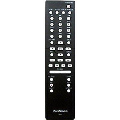 remote control unit / magnavox - nb553ud