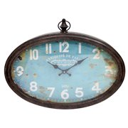 Selectives Antique Paris 17.5'' Clock