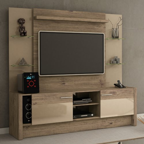 Union Rustic Redmond Entertainment Center for TVs up to 50''