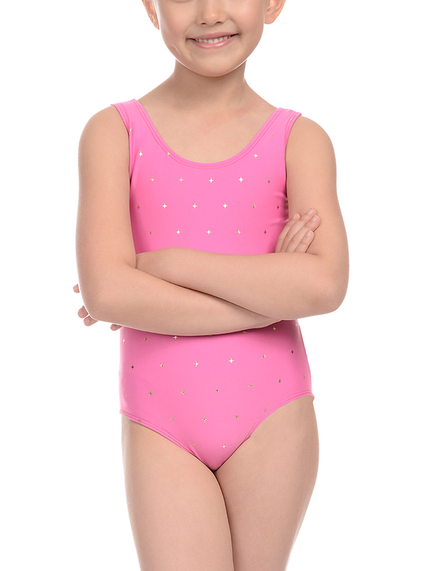 Girl's Gymnastics Leotard