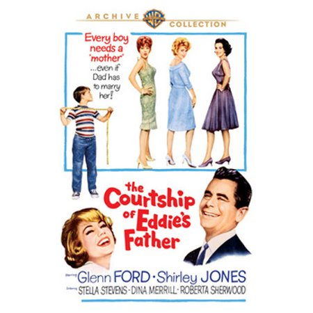 The Courtship Of Eddie's Father (DVD)