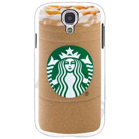 Ganma starbuck ice coffe Caramel Frappuccino Case For Samsung Galaxy Case (Case For Samsung Galaxy S4 Black)