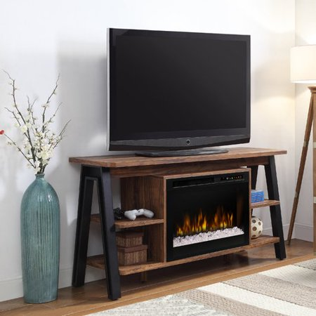 Dimplex Fiona Media Console Fireplace with XHD Series - Xhd Series