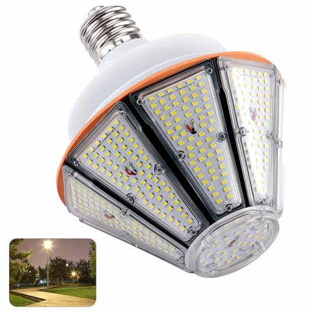 Image of KAWELL 150W LED Corn Light 4000K Led Corn Bulb Mogul Base E39 Led Bulb 27000Lm High Lumen Light Bulbs Replacement 600W Metal Halide Bulb HPS Lamp Super Bright for High Bay Wall Pack