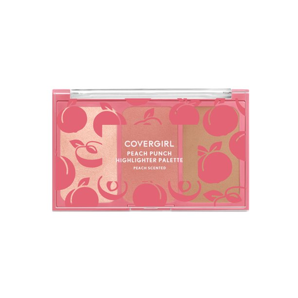 COVERGIRL Peach Scented Collection, Peach Punch Highlighter Palette