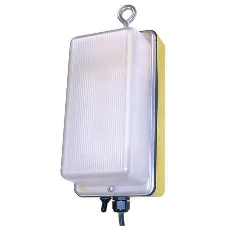 W F HARRIS LIGHTING Temp Job Site Light,120V,14.5W,820L 30-WL-1K-LED