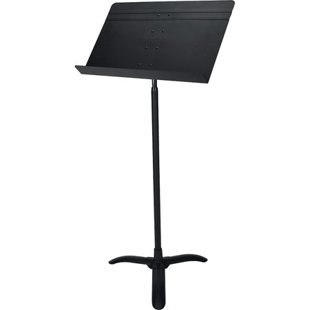 Proline PL48 Conductor/Orchestra Sheet Music Stand Black ()