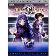 Crest of the Stars Anime Legends Complete Collection by