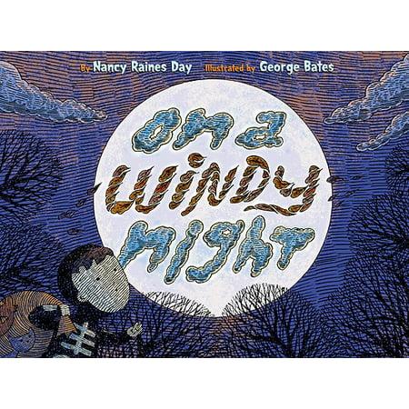 On a Windy Night - Windy City Nights