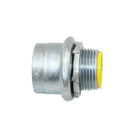 Liquid Tight Threaded Conduit Hub Fitting Steel Iron Saver 1