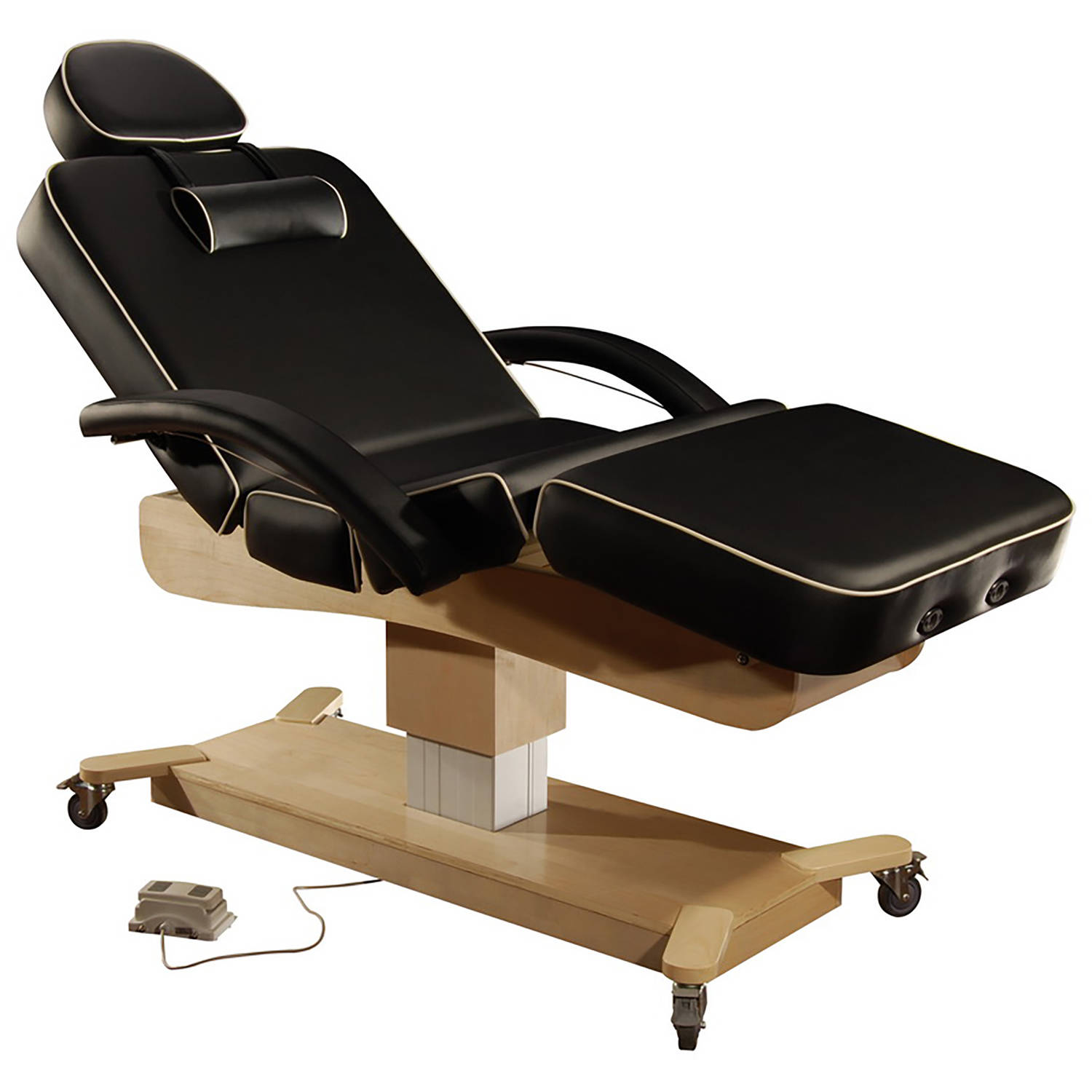 "MT Massage 30"" MaxKing-Salon Electric Lift Table by MHP International"