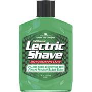 Electric Razor Pre-Shave