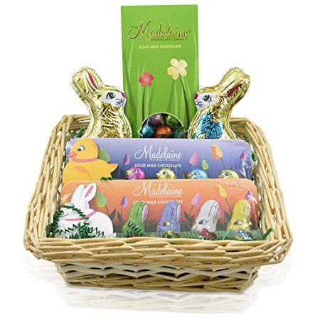 Gift universe easter gift basket with madelaine mini chick parade gift universe easter gift basket with madelaine mini chick parade madelaine baby bunny parade negle Images