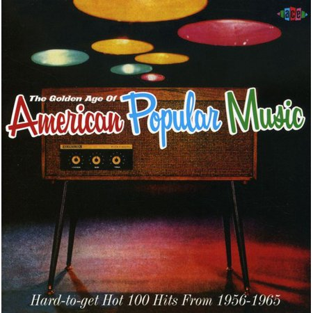 The Golden Age Of American Popular Music (CD)