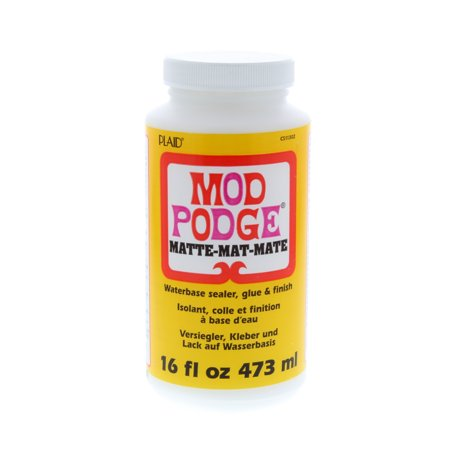 Plaid Mod Podge, Matte, 16 oz.