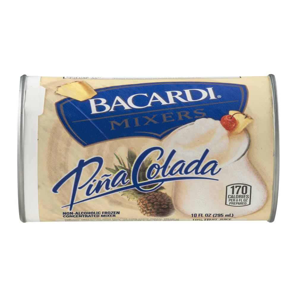 Bacardi Mixers Pina Colada, 10.0 OZ