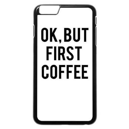 coffee iphone 7 plus case