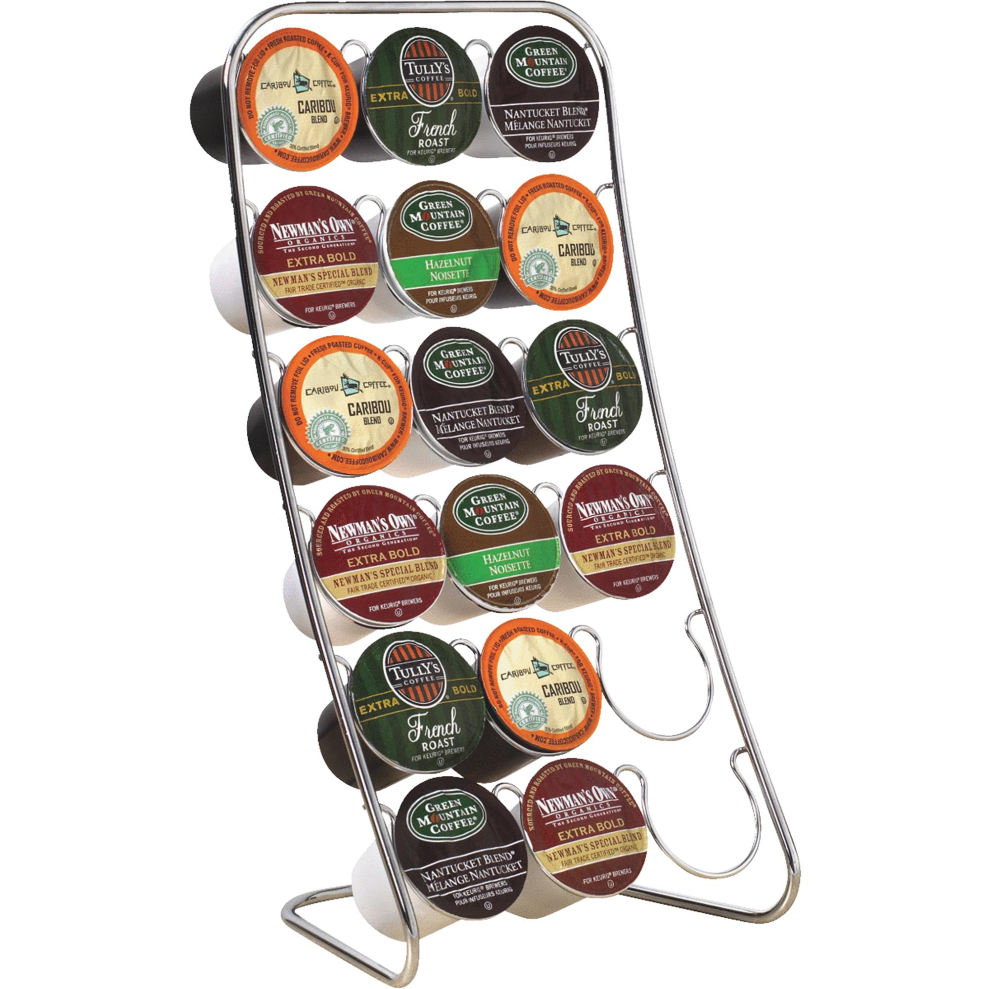 Easel Coffee Caddy, Chrome