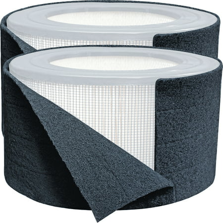 Honeywell Universal Carbon Pre-Filter A, Bundle of 2