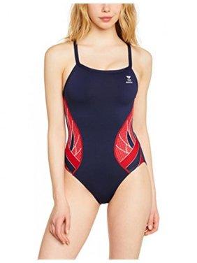 262c13d7eeb Product Image TYR SPORT Women's Phoenix Splice Diamondfit Swimsuit  (Navy/Red, Size ...