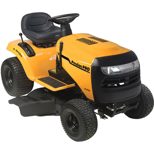 """Poulan Pro 17.5 HP 6-Speed 42"""" Cut Tractor"""