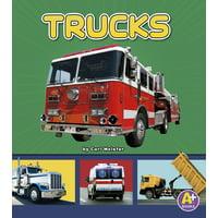 Transportation in My Community: Trucks (Paperback)