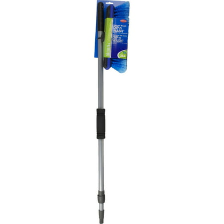 "10"" Wash Brush with 65"" Extension Handle"