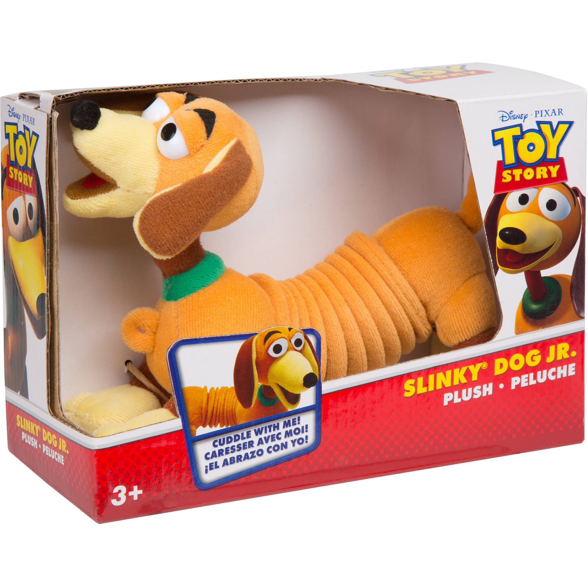 Slinky Dog Jr. Plush