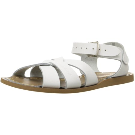 Salt Water Sandals by Hoy Shoe Original Sandal - White - Little Kid 1 - 883-WHITE-1